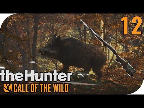 THE HUNTER: CALL OF THE WILD #12 - RANGEMASTER .338 VS. GROßWILD! 🐗 || PantoffelPlays