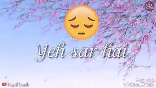 Dil Na Tute Khuda Ka Ye Ghar Hai..