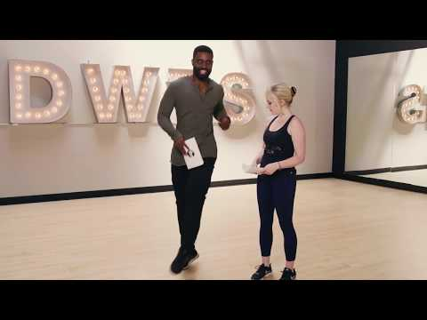 Meet Evanna Lynch and Keo Motsepe - Dancing with the Stars