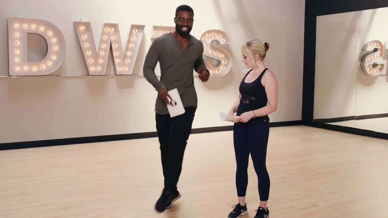 Meet Evanna Lynch And Keo Motsepe Dancing With The Stars Youtube
