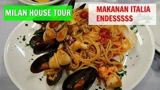 Gambar cover MILAN HOUSE TOUR (AirBnB) | MAKANAN ITALIA PALING ENAK | MattHera