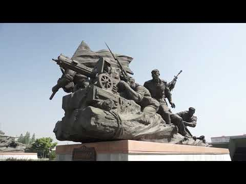 INSIDE NORTH KOREA | VICTORIOUS FATHERLAND LIBERATION WAR MUSEUM