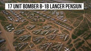 US Air Force Mulai Pensiunkan Bomber B-1B Lancer, Anda Minat Bekasnya?