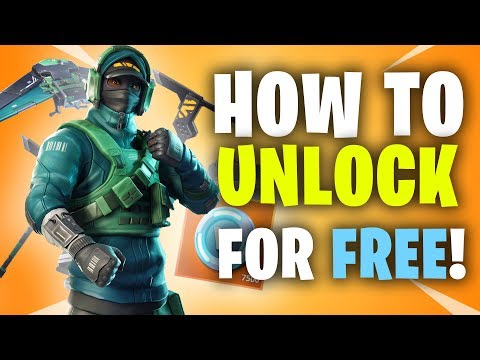 HOW TO GET GEFORCE BUNDLE FOR FREE IN FORTNITE! NEW Counterattack Skin