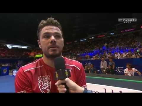 Stan Wawrinka Interview HD IPTL Singapore 2015