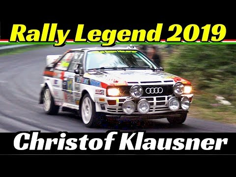 Listen to This Audi Quattro Go Wild During a Stage Rally