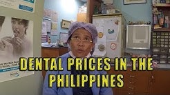 Dental Prices In The Philippines. Village People Philippines.