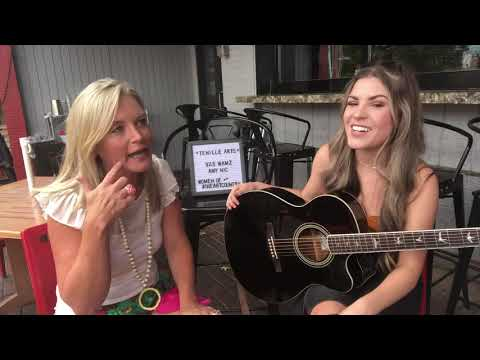 Jay & Amy - Amy Nic Says We Must Check Out This Woman of iHeart Country, Tenille Arts!