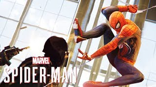 Spider-Man PS4 - In-Game Social Media Feed, No Sandman? & New Tower Mechanic