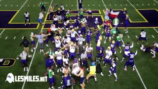 LSU Football Harlem Shake