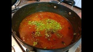 मालवणी मच्छी सार Fish Curry Malvani Style