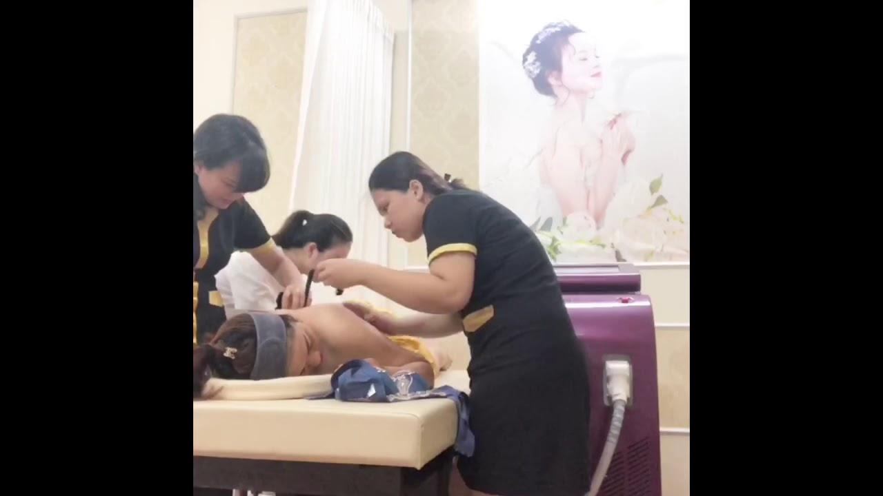 Tại sao nên triệt lông công nghệ laser diode #evaspa #chinhnguyen #trietlongvinhvien #daotaospa