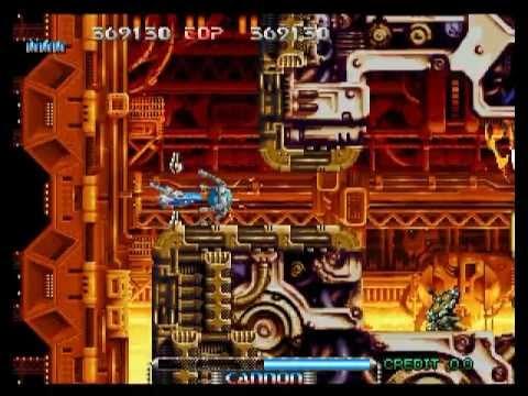 Arcade Longplay [065] Pulstar