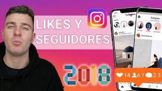 Tener MAS LIKES Y SEGUIDORES en Instagram 2018 | 1000 Seguidores al dia | Android & iPhone