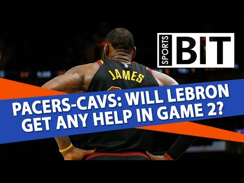 Indiana Pacers at Cleveland Cavaliers, Game 2 | Sports BIT | NBA Picks