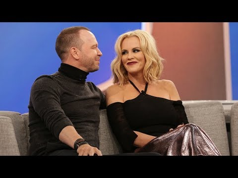 Donnie Wahlberg & Jenny McCarthy Don't Call Each Other