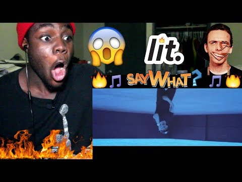 Logic - Everybody Dies (Official Video) REACTION!!!