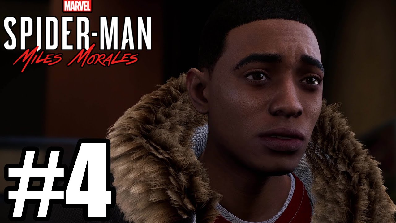 Spider-Man Miles Morales Gameplay Walkthrough Part 4.