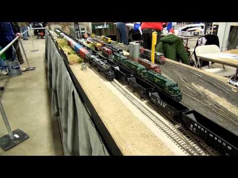Union Pacific 4006 Big Boy 4-8-8-4 HO Scale - Amherst Railway Society 2014 Railroad Hobby Show