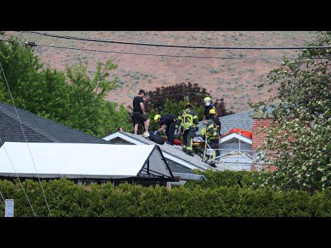 """It all happened so fast"": Witness describes scene after Snowbird crash"