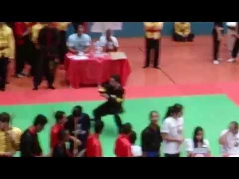 Campeonato de Kung Fu São Paulo - União Ton Lon - Fernando Soares