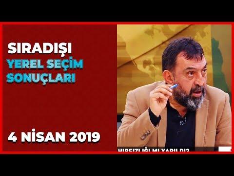 Sıradışı - Ahmet Yenilmez   Nuh Albayrak   Kurtuluş Tayiz   3 Nisan 2019