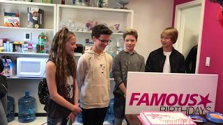Hayden Summerall's 12th Birthday