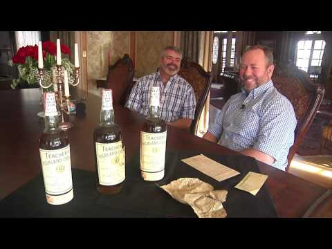 80-Year-Old Whiskey Discovered in Bed and Breakfast