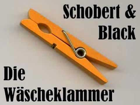 Schobert & Black: Die Wäscheklammer