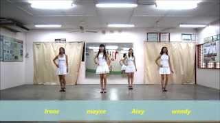 Cha Cha Maria line dance (10/6/13)