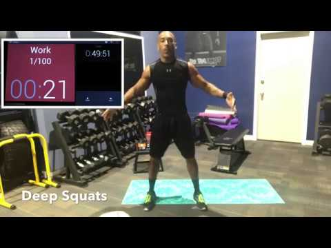 15 Minute FULL-BODY Workout- No Weights Required - UMC (Ultimate Muscle Confusion )