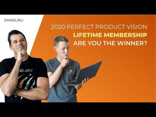 #2020PPV Day 4: Who Won the ZonGuru Lifetime Membership? 🏆✌️2020 Perfect Product Vision