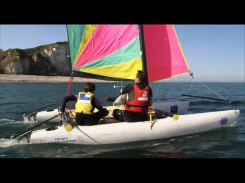Stage et initiation au catamaran avec VVF Villages