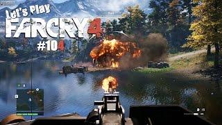 Let's Play Far Cry 4 #104 - Explosive Wasser Eskort Mission
