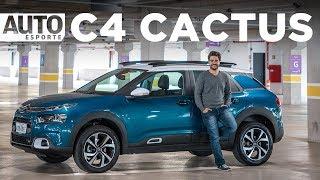 Citroën C4 Cactus: o que ele tem de bom e o que pode melhorar