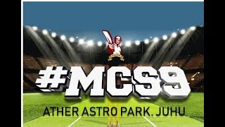 Day 4 |  MCS9 Live ( Mumbai Cricket Stars )