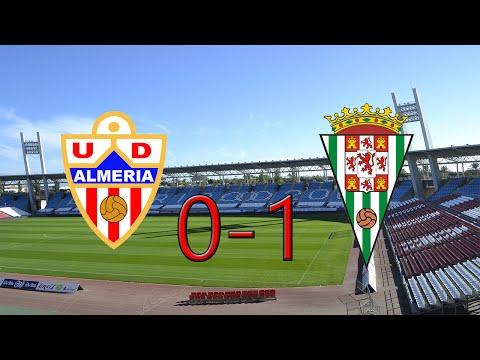 Gol de Florín Andone | Almería 0-1 Córdoba | Liga Adelante 15/16