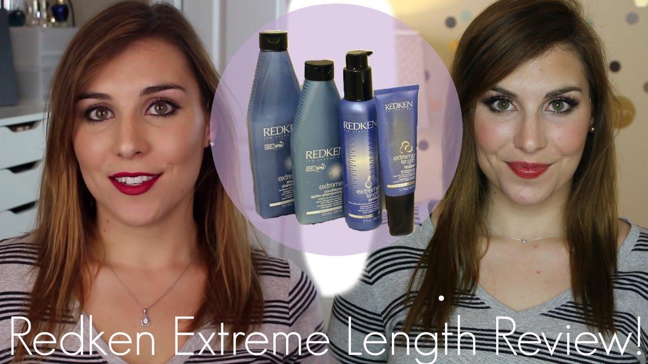 redken extreme shampoo recension