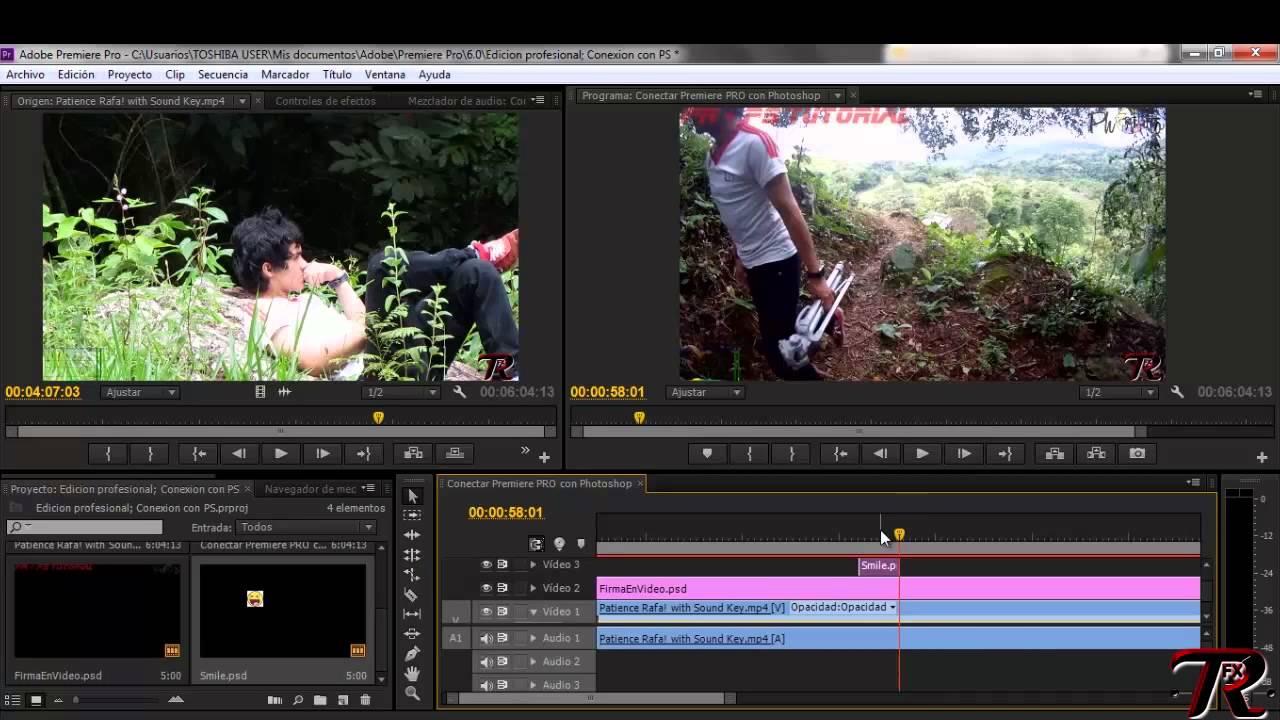 Adobe Premiere PRO : Aprender a editar vídeos | Nivel ...