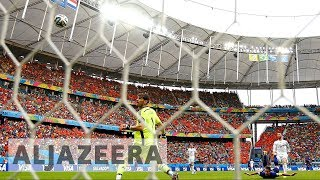 Dutch football team set to miss World Cup for first time in 16 years