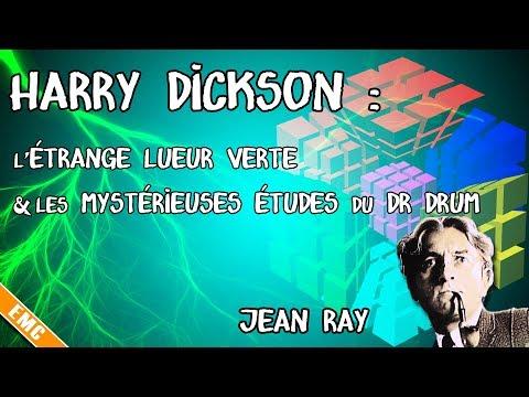 2 enquêtes d'Harry Dickson, Jean Ray (EMC #69)
