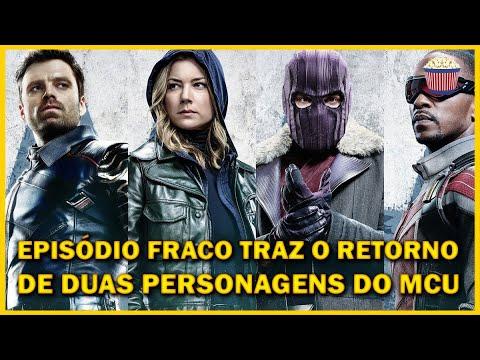 Episódio fraco traz duas personagens do MCU e aprofunda Barão Zemo - Falcão e o Soldado Invernal
