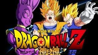 Review A Dragon Ball Z: Battle Of Gods