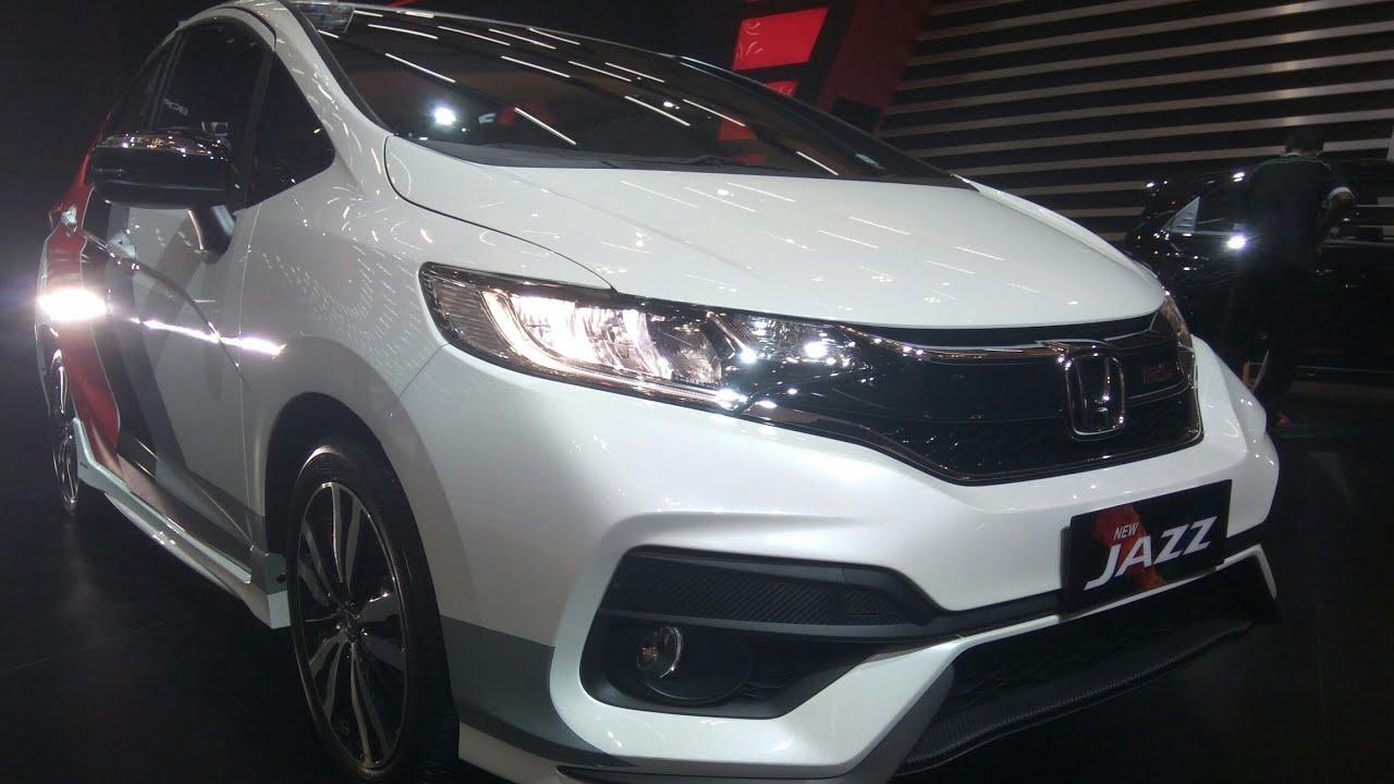 Honda Jazz RS CVT (2017 facelift) First Impression Review Indonesia on trans jazz, mobil jazz, all new jazz, batman jazz, jdm jazz,
