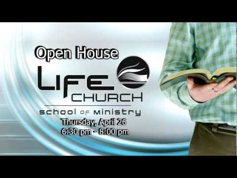 2012 Life Church School Of Ministry Open House