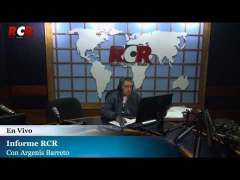 RCR750 - Informe RCR  Lunes 21/05/2018