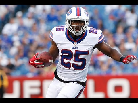 Lesean Mccoy Highlights Bad and Boujee