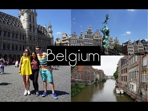 BELGIUM | Ghent, Brussels & Antwerp (Europe Travel Vlog #12)