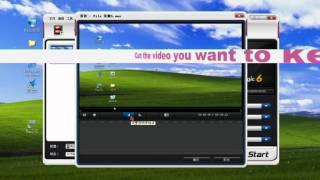 Using  Video Magic cut  video  into  any video format