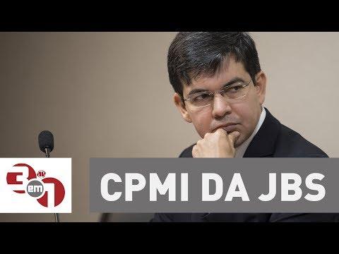 Na CPMI Da JBS, Randolfe Rodrigues E Carlos Marun Batem Boca